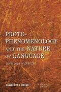 Proto-Phenomenology and the Nature of Language