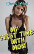 My first sex mom