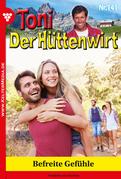 Toni der Hüttenwirt 141 – Heimatroman