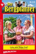 Der Bergpfarrer 419 - Heimatroman