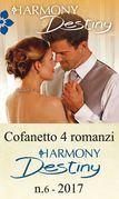 Cofanetto 4 romanzi Harmony Destiny-6