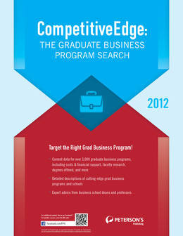 CompetitiveEdge: A Guide to Graduate Business Programs
