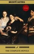 The Brontë Sisters: The Complete Novels (Gold Edition) (Golden Deer Classics) [Included audiobooks link + Active toc + Bonus]