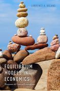 Equilibrium Models in Economics