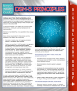 DSM-5 Principles (Speedy Study Guides)