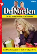 Dr. Norden 649 - Arztroman