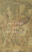 The Iliad And The Odyssey (ShandonPress)