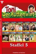 Toni der Hüttenwirt Staffel 5 - Heimatroman