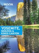 Moon Yosemite, Sequoia & Kings Canyon