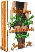 Daddy Loves Taking Advantage & Halloween Sluts Double Mega-Bundle 16-Pack