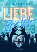 Liebe rockt! Band 3: Herzeis