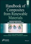 Handbook of Composites from Renewable Materials, Nanocomposites: Advanced Applications