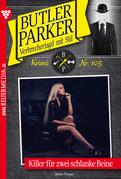 Butler Parker 105 - Kriminalroman