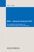 BGH – Jahrbuch Strafrecht 2017