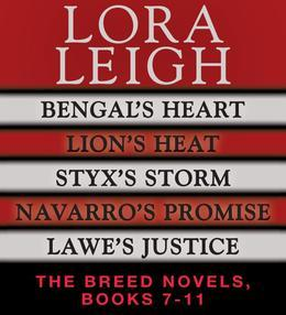 Lora Leigh: The Breeds Novels 7?11