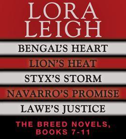 Lora Leigh: The Breeds Novels 7?11