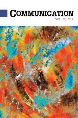 Vol. 30/1 | 2012 - Vol. 30/1 - Communication