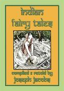 INDIAN FAIRY TALES - 27 children's tales from India