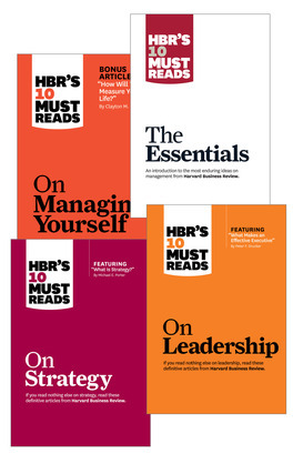 The HBR?s 10 Must Reads Collection (12 Books) (HBR?s 10 Must Reads)
