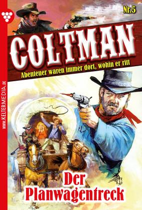 Coltman 5 - Erotik Western