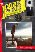 Butler Parker 106 - Kriminalroman