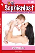 Sophienlust 234 - Liebesroman