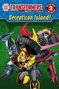 Transformers Robots in Disguise: Decepticon Island!