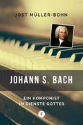 Der Komponist Johann Sebastian Bach