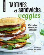 Tartines et sandwichs veggies: A faire saliver même les plus carnivores !