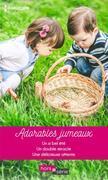 Adorables jumeaux: Un si bel été - Un double miracle - Une délicieuse attente