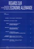 104 | 2012 - Varia - Economie allemande
