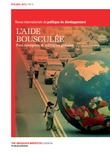 3 | 2012 - Dossier | L'aide bouscule. Pays mergents et politiques globales - PolDev