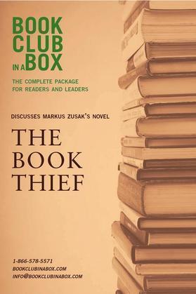 Bookclub-in-a-Box Discusses The Book Thief, by Markus Zusak