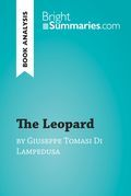 The Leopard by Giuseppe Tomasi Di Lampedusa (Book Analysis)