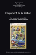 L'argument de la filiation