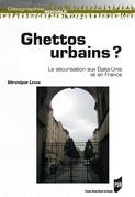 Ghettos urbains?
