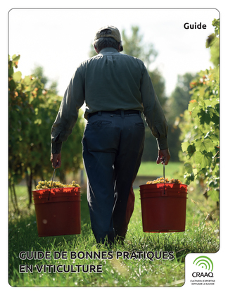 Guide de bonnes pratiques en viticulture
