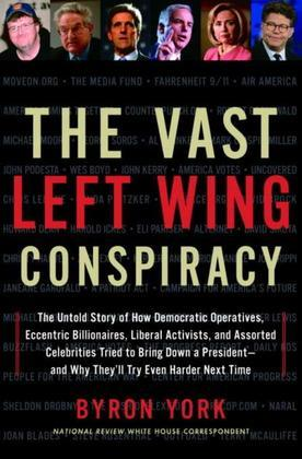 The Vast Left Wing Conspiracy