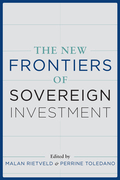 New Frontiers of Sovereign Investment