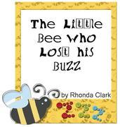 The Little Bee Who Lost His Buzz