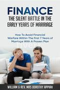 FINANCE: THE SILENT BATTLE IN THE EARLY YEARS OF MARRIAGE