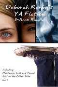 Deborah Kerbel's YA Fiction 3-Book Bundle