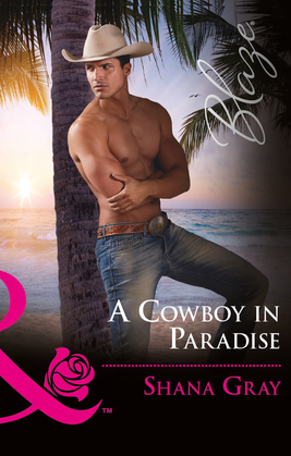 A Cowboy In Paradise (Mills & Boon Blaze)