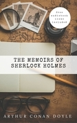 Arthur Conan Doyle: The Memoirs of Sherlock Holmes [contains links to free audiobook] (The Sherlock Holmes novels and stories #4)