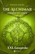 Die Alchimar - Lernen zu leben (Band 2 - XXL Leseprobe)