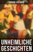 Unheimliche Geschichten - Vollständige deutsche Ausgabe
