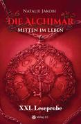 Die Alchimar - Mitten im Leben (Band 3 - XXL Leseprobe)