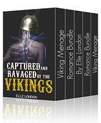Viking Menage Romance Bundle
