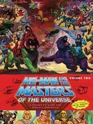 He-Man and the Masters of the Universe: A Character Guide and World Compendium Volume 2