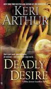 Deadly Desire: A Riley Jenson Guardian Novel